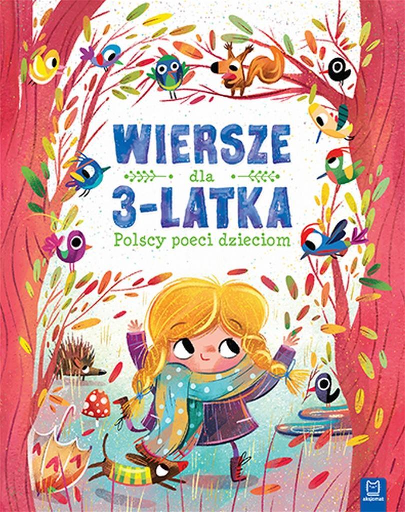 Polscy Poeci Dzieciom Wiersze Dla 3 Latka Twarda 2018