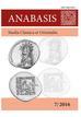 Anabasis. Studia Classica et Orientalia 7/2016