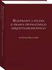Rozprawy i studia z prawa prywatnego międzynarodowego