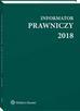 Informator Prawniczy 2018, zielony (format A5)