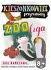 Pazik Małgorzata, Zakrzewska Patrycja - Kieszonkowiec przyrodniczy. Zoo liga 8+