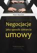 Sławicki Piotr - Negocjacje jako sposób zawarcia umowy