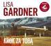 Gardner Lisa - Krok za tobą (audiobook)