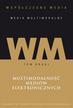 Współczesne media – media multimodalne, t. 2: Multimodalność mediów elektronicznych