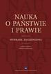 red.Grabowska Sabina - Nauka o państwie i prawie. Wybrane zagadnienia