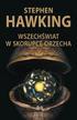 Hawking Stephen - Wszechświat w skorupce orzecha (miękka)