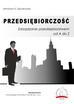 Szpakowski Mirosław K. - Przedsiębiorczość. Zarządzanie przedsiębiorstwem od A do Z