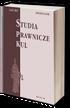 Studia Prawnicze KUL, 1(69)/2017