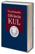 Encyklopedia 100-lecia KUL. Tom I i II