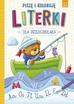 Opracowanie zbiorowe - Literki dla przedszkolaka. Piszę i koloruję