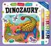 Opracowanie zbiorowe - Mały artysta koloruje dinozaury