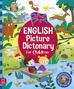 Łanocha Katarzyna - English Picture Dictionary for Children. Aktywizujący słownik obrazkowy. Oprawa miękka