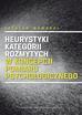 Noworol Czesław - Heurystyki kategorii rozmytych w koncepcji pomiaru psychologicznego