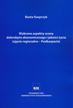 Kasprzyk Beata - Wybrane aspekty oceny dobrobytu ekonomicznego i jakości życia (ujęcie regionalne – Podkarpacie)