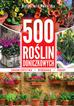 Mederska Małgorzata - 500 roślin doniczkowych (dodruk 2016)