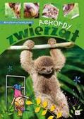 praca zbiorowa - Minialbum z naklejkami - Rekordy zwierząt.