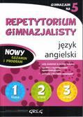 Monika Kociołek - Repetytorium Gimnazjalisty język angielski
