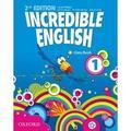 Sarah, Phillips Michaela, Morgan Mary Slattery - Incredible English  2E 1 CB OXFORD