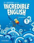 Sarah, Phillips Michaela, Morgan Mary Slattery - Incredible English  2E 1 WB OXFORD