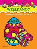 praca zbiorowa - Wielkanoc - malowanka SIEDMIORÓG