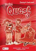 Jeanette Corbet, Roisin O`Farrell, Magdalena Kond - English Quest 1 WB do wersji wieloletn. MACMILLAN