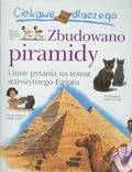 Philip Steele - Ciekawe dlaczego - Zbudowano piramidy