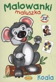 praca zbiorowa - Malowanki maluszka - Koala PASJA