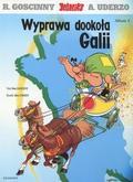 Albert Uderzo, Rene Goscinny - Asteriks. Album 04 Wyprawa dookoła Galii