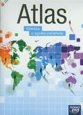 praca zbiorowa - Atlas Wiedza o społeczeństwie NE
