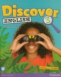 Jayne Wildman, Izabella Hearn - Discover English 3 WB +CD PEARSON