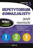 Katarzyna Fulara-Potoczny - Repetytorium Gimnazjalisty język niemiecki GREG