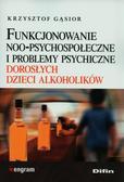 Gąsior Krzysztof - Funkcjonowanie noo-psychospołeczne