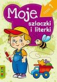 Lidia Szwabowska - Moje szlaczki i literki część 1 LITERKA