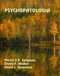 David L. Rosenhan, Elaine F. Walker, Martin E.P. - Psychopatologia