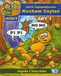 Jagoda Cieszyńska - Kocham czytać zeszyt 3. Sylaby 1