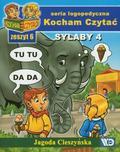 Jagoda Cieszyńska - Kocham czytać zeszyt 6. Sylaby 4