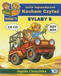 Jagoda Cieszyńska - Kocham czytać zeszyt 11. Sylaby 9