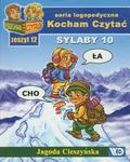 Jagoda Cieszyńska - Kocham czytać zeszyt 12. Sylaby 10