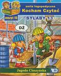 Jagoda Cieszyńska - Kocham czytać zeszyt 15. Sylaby 13