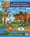 Jagoda Cieszyńska - Kocham czytać zeszyt 16. Sylaby 14