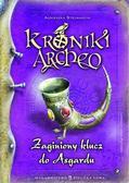 Agnieszka Stelmaszyk - Kroniki Archeo. Zagubiony klucz do Asgaru