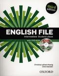 Latham-Koenig Christina, Oxenden Clive - English File 3E Intermediate SB with iTutor OXFORD
