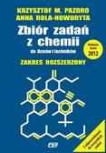 Krzysztof M. Pazdro, Anna Rola-Noworyta - Chemia zbiór zadań ZR PAZDRO