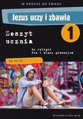 Zbigniew Marek SJ, Anna Walulik CSFN (red.) - Katechizm SP 7 Jezus Uczy i Zbawia ćw. WAM