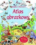 Alex Frith - Atlas obrazkowy. Książka z okienkami