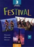 Poisson - Quinton Sylvie - Festival 3 podręcznik CLE