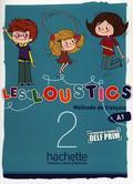 Hugues Denisot, Marianne Capouet - Les Loustics 2 podręcznik HACHETTE