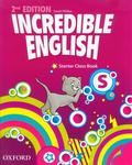 Phillips Sarah - Incredible English  2E Starter CB OXFORD