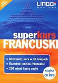 Katarzyna Węzowska - Francuski. Superkurs + CD MP3