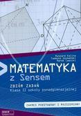 Ryszard Kalina, Tadeusz Szymański, Marek Lewicki - Matematyka LO 2 zbiór zadań ZPiR SENS